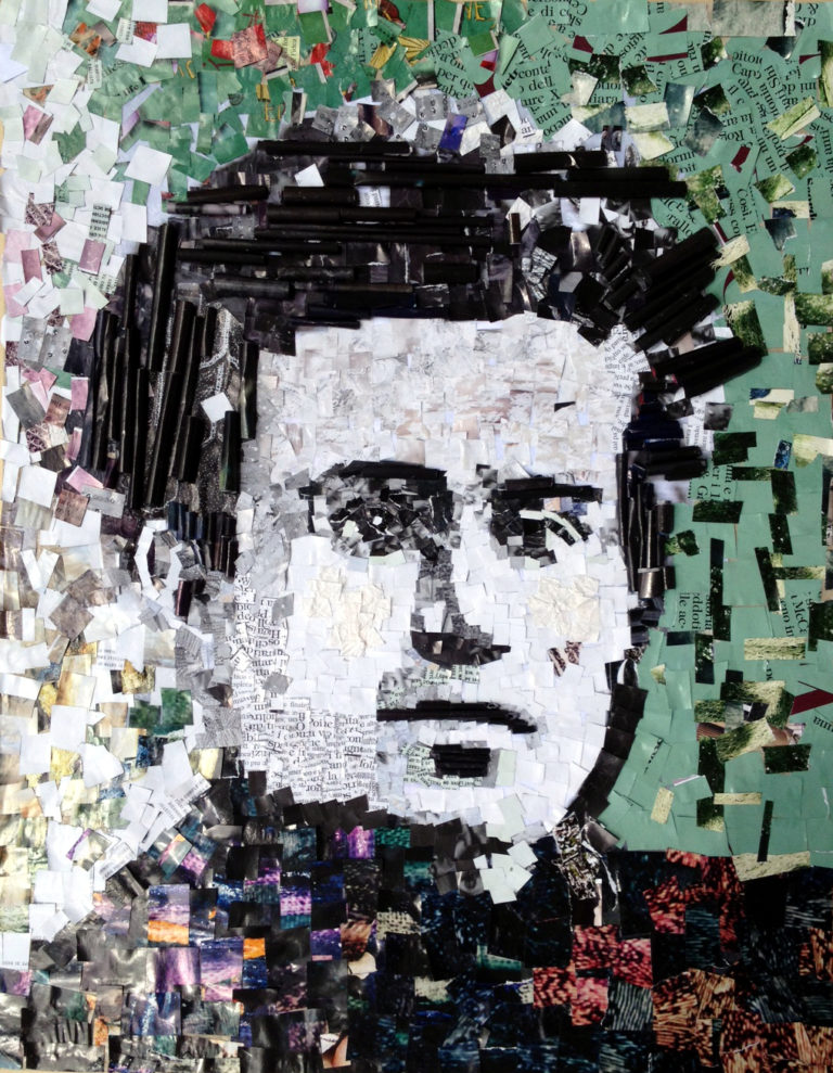 Gramsci collage