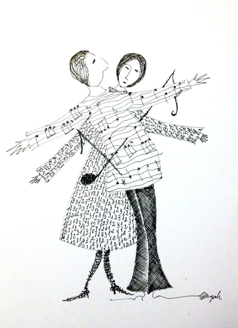 Publishing House Ottolibri, second Illustration