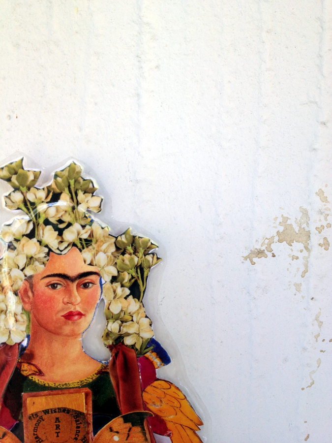 frida kahlo paper doll