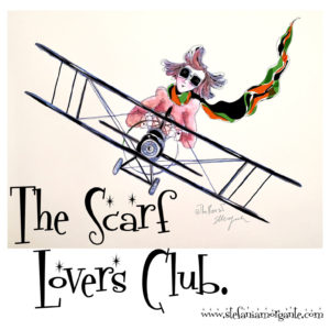 The scarf lovers club