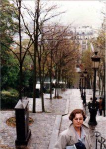 Stefania a parigi